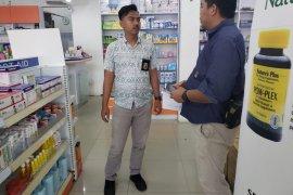 Antisipasi penimbunan masker, Polres Serang pantau sejumlah apotek