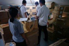 Polda Bali razia apotek-distributor terkait masker