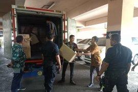 Pasar Jaya distribusi sejuta masker seharga Rp125 ribu per kardus