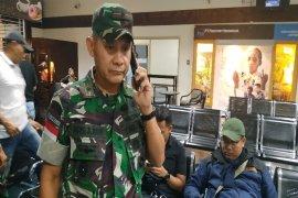 Pos TNI di Mimika ditembaki KKB