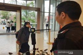 Sun Plaza Medan deteksi suhu tubuh pengunjung antisipasi virus corona