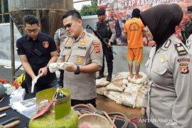 Bos tambang emas ilegal di Bogor ditangkap polisi