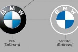 BMW ganti logo untuk jawab era digital
