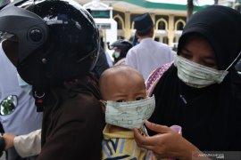 Polisi pastikan tak ada penimbunan masker di Bengkulu