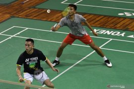 Fajar/Rian gagal ke perempat final All England