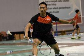 Pebulu tangkis Jonatan terhenti di babak pertama dari wakil Malaysia