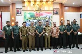 Persiapan TMMD ke-107 di Kabupaten HST