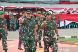 Pangdam Merdeka: prajurit TNI jangan buat pelanggaran