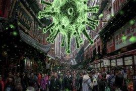 CEK FAKTA - Virus corona melayang 8 jam di udara