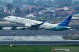 Garuda tetap layani penerbangan Australia dan Belanda