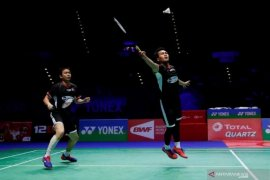 Virus corona tak ganggu All England 2020