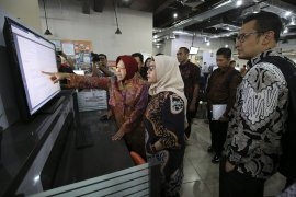 KPK  puji mal pelayanan publik di Siola Surabaya