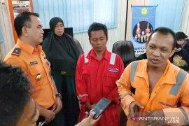 Nelayan Samarinda diselamatkan di Selat Makassar