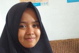 Neisya, anak tukang bangunan hafal Al Quran 30 juz dalam tujuh bulan