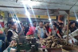 "Satgas Pangan sidak ketersediaan ""empon-empon"" di pasar Surabaya"