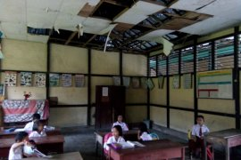 Kepala sekolah keluhkan kondisi bangunan SDN 1 Tebas