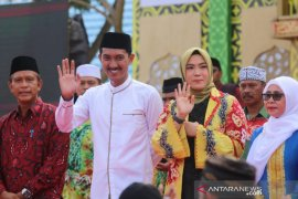 Pawai ta'Aruf semarakan MTQ nasional Kabupaten Banjar