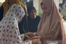 Khanzana, gadis cantik asal Thailand masuk Islam di Aceh