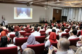 Universitas Telkom Bandung tandatangani piagam deklarasi kampus merdeka