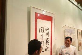 Konjen China sampaikan simpati untuk Wuhan lewat pameran