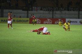 Barito Putera kalah lagi pada lanjutan Liga 1 Indonesia 2020
