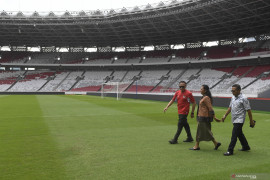 GBK terpilih sebagai stadion terfavorit di Asia Tenggara