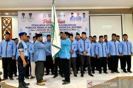 Tgk Kafrawi jabat Ketua DPD BKPRMI Aceh Jaya