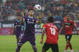 Persik Kediri bermain imbang lawan Bhayangkara FC