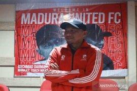 Liga 1: Madura United batal rekrut pemain Uzbekistan