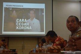 Lindungi warga  Indonesia dari wabah corona