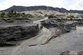 Wisatawan mancanegara Gunung Bromo menurun