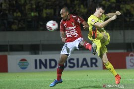 Bali United wins 2-1 over Barito Putera