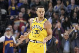 Stephen Curry tatap Olimpiade