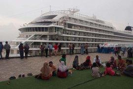 Pelindo III pastikan MV Viking Sun tidak singgah di Surabaya (Video)