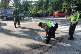 Truk tabrak lima motor di Semarang, tewaskan bocah 6 tahun