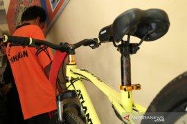 Polisi tangkap pecandu judi online mencuri sepeda
