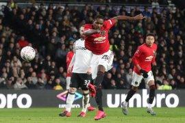 Dwigol Ighalo amankan langkah United ke perempat final Piala FA