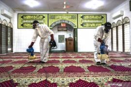 Langkah antisipasi Covid-19 di masjid Page 1 Small