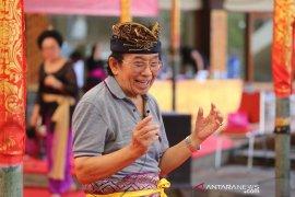 Maestro seni Prof Bandem rindukan gending Janger Klasik yang beragam