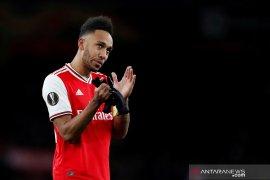 Aubameyang bisa saja hengkang dari Arsenal musim depan