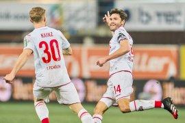 Liga Jerman, Cologne bukukan tiga kemenangan beruntun saat tundukkan tim juru kunci