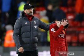 Liverpool sebut Robertson dan Henderson bisa dimainkan lawan Atletico