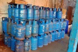 Permintaan gas elpiji di Maluku masih normal