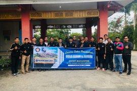 Poltesa perkuat silaturahim dengan Politeknik Sarawak melalui olahraga