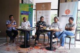 Sandiaga Uno nilai wabah corona peluang perkuat pangan dalam negeri