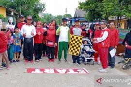 Jauhar Lepas Jalan Santai Keluarga HUT ke 3 Klub Jantung Sehat Cendrawasih