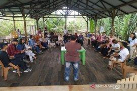 """Polbangtan Medan ikuti pelatihan """"Active Citizens Social Enterprise"""" Sumut"""