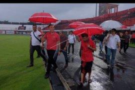 Ketua Umum PSSI tinjau Stadion Dipta untuk Piala Dunia U-20