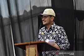 Mentan dorong Pupuk Indonesia produksi pupuk untuk komoditas ekspor