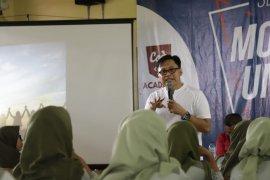 Bayu Adi Permana gagas Program 'Generasi Ogah Nganggur'